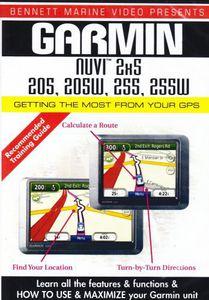 Garmin Nuvi 2x5 Series 205, 205w, 255, 255w