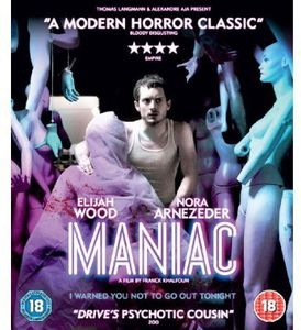 Maniac-Blu Ray [Import]