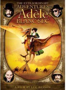 The Extraordinary Adventures of Adèle Blanc-Sec
