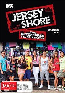 Jersey Shore-Season 6 [Import]