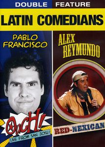 Latin Comedians Double Feature