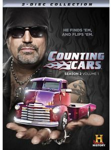 Counting Cars: Season 2 Volume 1