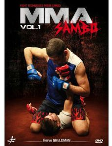 MMA: Sambo: Volume 1 by Herve Gheldman - Mixed Martial Arts FightTechniques
