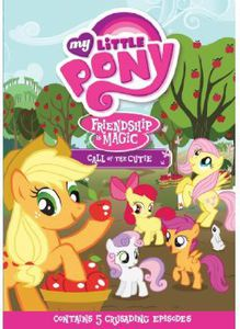 My Little Pony: Call of the Cutie [Import]