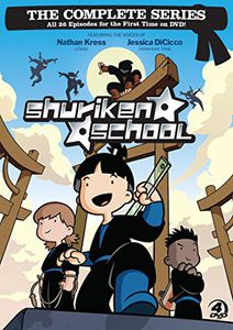 Shuriken School: The Complete Series