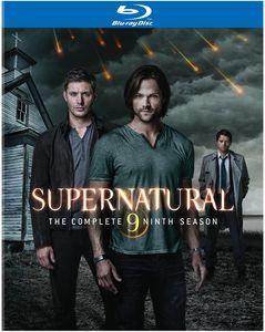 Supernatural: The Complete Ninth Season , Jensen Ackles