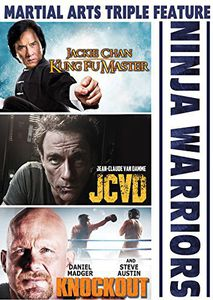 Ninja Warriors - Martial Arts Triple Feature