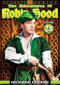 The Adventures of Robin Hood: Volume 28