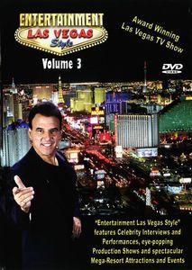 Entertainment Las Vegas Style: Volume 3