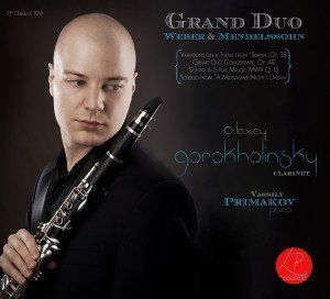 Grand Duo: Weber and Mendelssohn