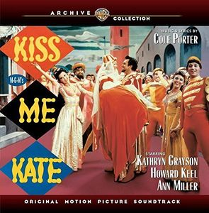 Kiss Me Kate (Original Soundtrack)