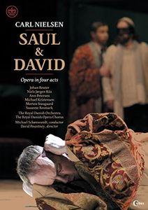 Carl Nielsen: Saul & David