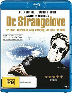 Dr. Strangelove, Or: How I Learned to Stop Worrying and Love the Bomb [Import]