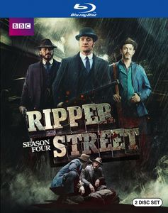 Ripper Street: Season Four , David Threlfall