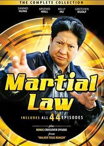 Martial Law: The Complete Collection