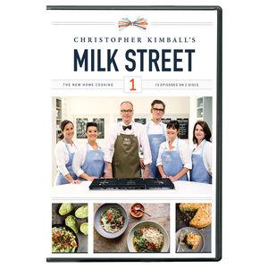 Christopher Kimball's Milk Street: Season 1