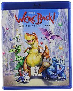 We're Back! A Dinosaur's Story (Jurassic World: Fallen KingdomFandango Cash Version)