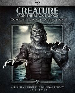 Creature from the Black Lagoon: Complete Legacy Collection , Richard Carlson