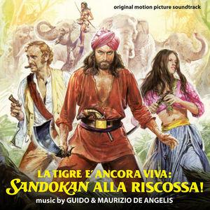 Tigre Ancora Viva: Sandokan Alla Riscossa /  O.S.T.