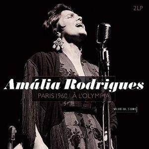 Paris 1960 /  A L'Olympia [Import] , Amalia Rodrigues
