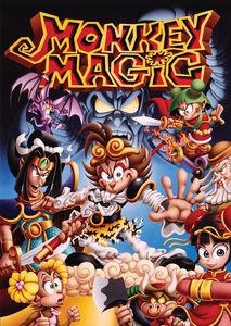 Monkey Magic: Complete Tv Series