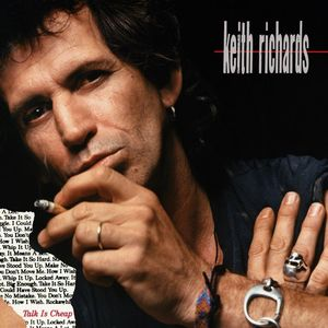 Talk Is Cheap (Black Vinyl)