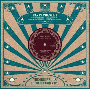 Us EP Collection Vol 5 [Import] , Elvis Presley