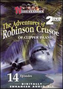Adventures of Robinson Crusoe of Clipper Island