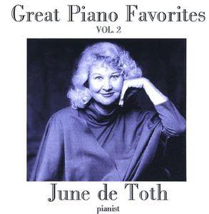 Great Piano Favorites 2