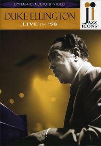 Jazz Icons: Duke Ellington Live in 58
