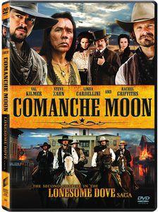 Comanche Moon , T A Taylor