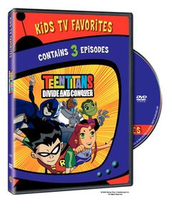 Teen Titans: Divide and Conquer #1