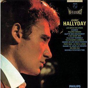 Les Bras en Croix [Import] , Johnny Hallyday