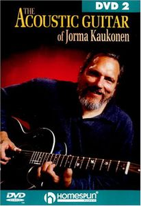 The Acoustic Guitar of Jorma Kaukonen: Volume 2