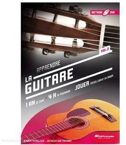 Methode DVD: Apprendre la Guitare [Import]
