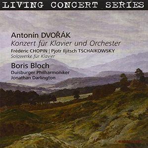 Living Concert Series: Dvorak Chopin Tchaikovsky