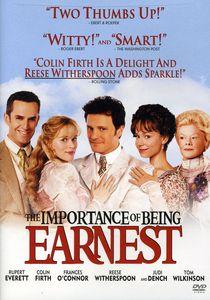 The Importance of Being Earnest , Rupert Everett