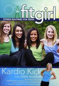 Fitgirl: Kardio Kick