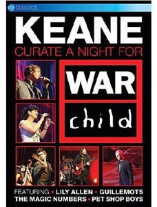 Curate a Night for War Child [Import]