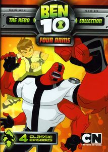 Ben 10: The Hero Collection: Four Arms