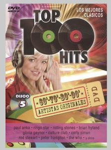 Vol. 5-Top 100 Hits-The Best Classics of Rod Stewa [Import]