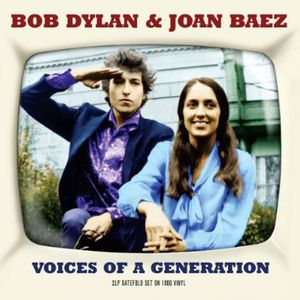 Voices of a Generation [Import] , Bob Dylan & Joan Baez