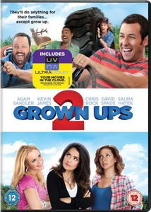 Grown Ups 2 [Import]