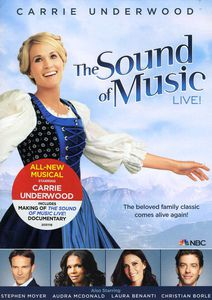 The Sound of Music Live! , Carrie Underwood
