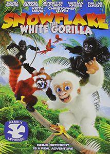 Snowflake White Gorilla