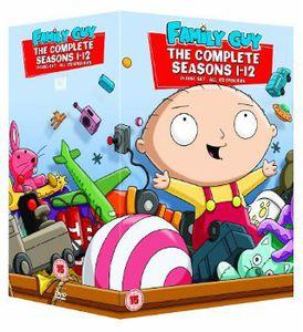 Family Guy: Season 1-12 [Import]
