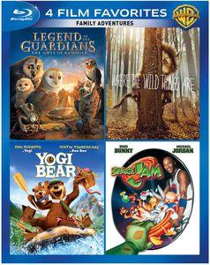 4 Film Favorites: Family Adventures