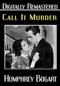 Call It Murder