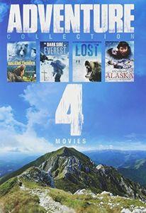 4 Movie Adventure Collection