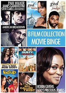 Movie Binge - 8 Feature Marathon
